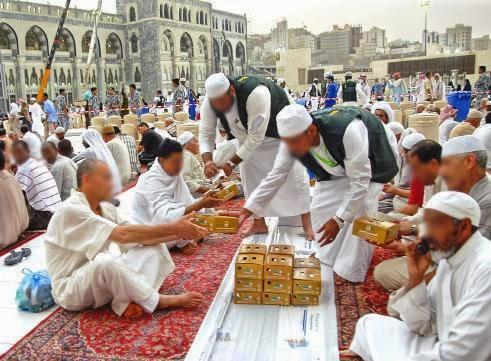Tips Sehat dan Pola Makan Nabi Muhammad SAW