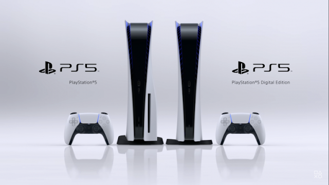 Sony Secara Rasmi Memperkenalkan PlayStation 5
