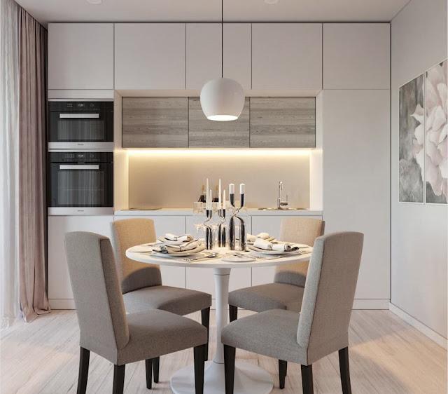 30 ideas de mesas y barras para comer en la cocina - Cocinas ...