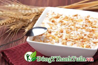 người đau dạ dày nên ăn bột lúa mạch