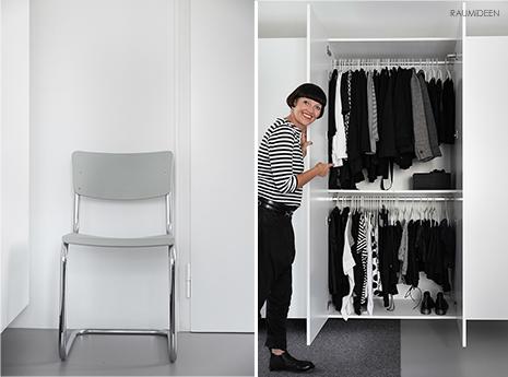 Minimiere deine Kleider, so fängst du mit dem Ausmisten deiner Kleidung an!