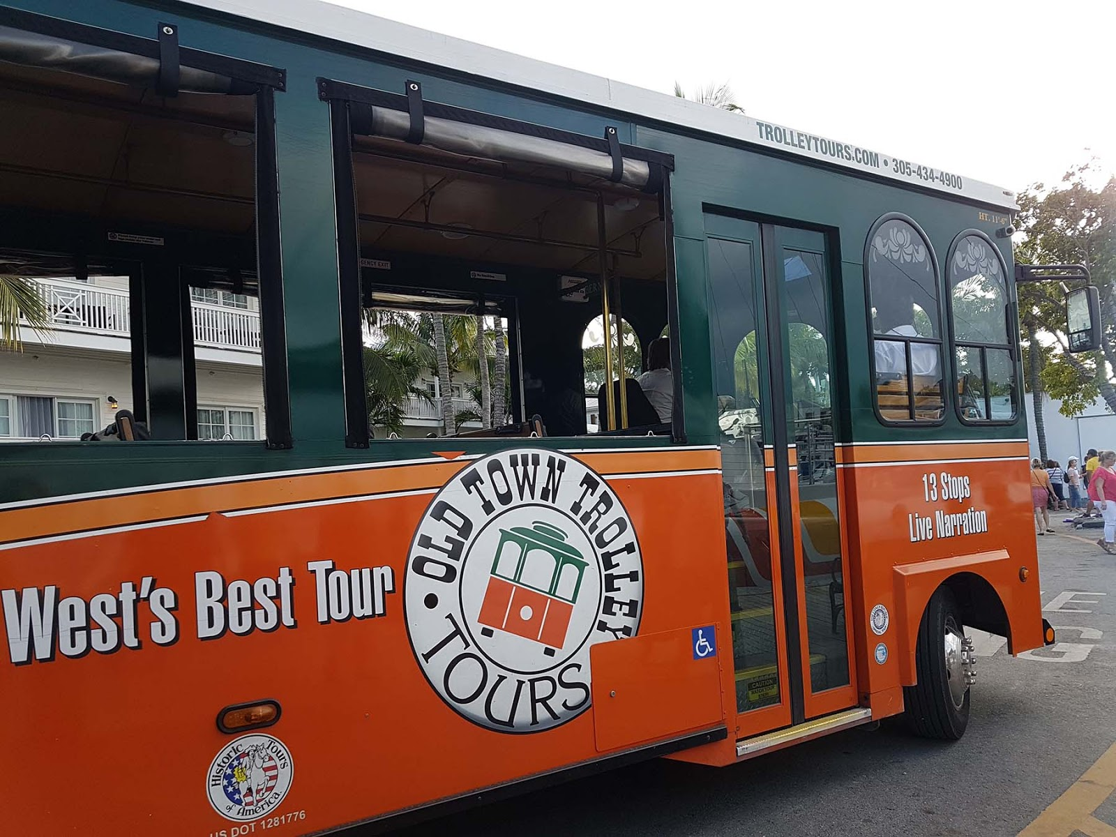 Old Town Trolley Tours, Key West