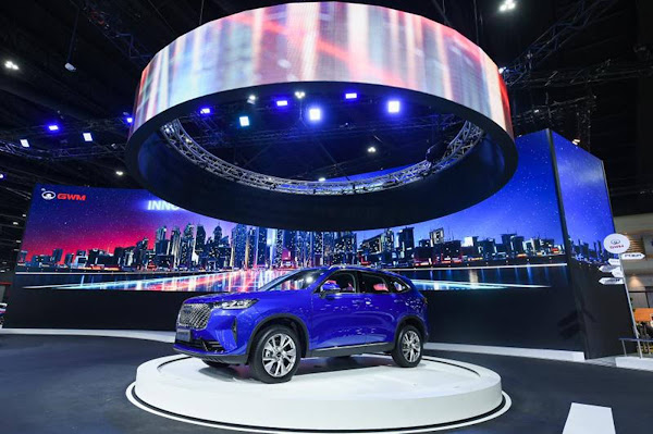 Great Wall Haval H6 Hybrid