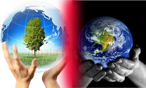 responsibilities towards earth and environment