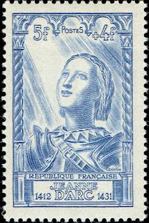 France 1946 - 'Joan of Arc'