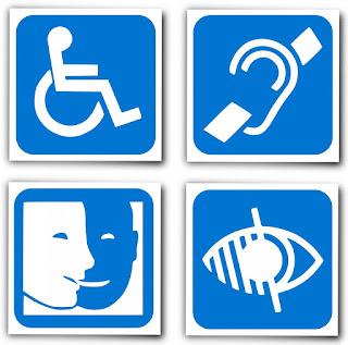 HandiLife : typologie de handicap