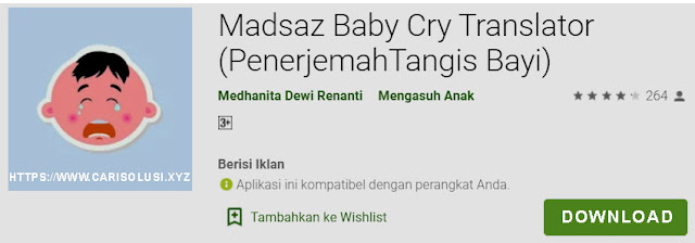 download aplikasi tangisan bayi madsaz