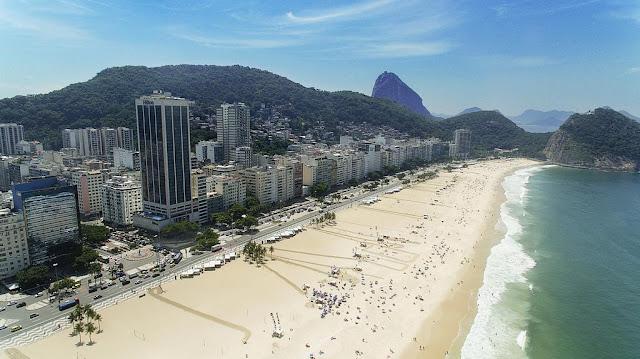 Geomorfologia do litoral brasileiro