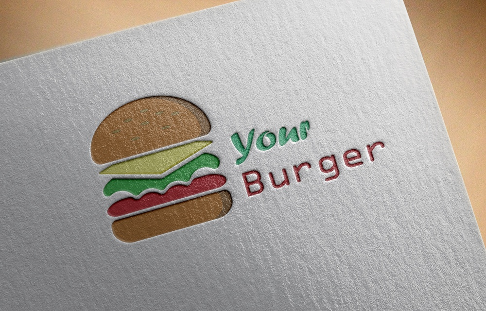 Download Free Burger Brand Logo for Business