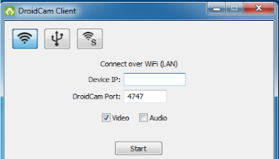 Connect over Wifi LAN
