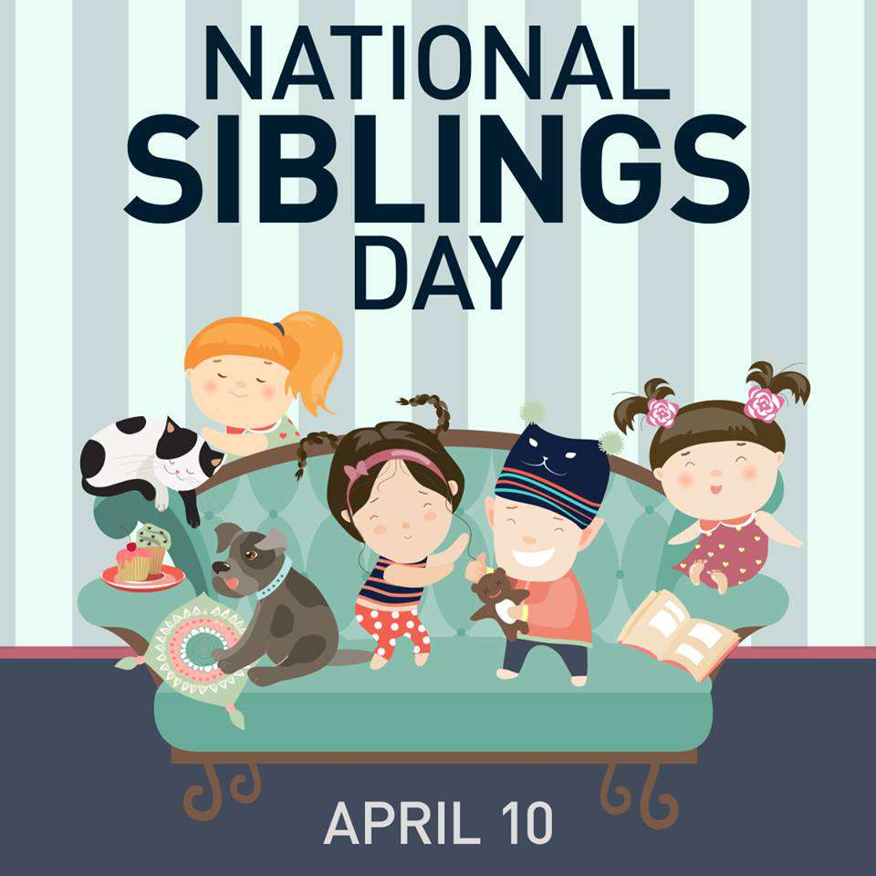 National Siblings Day Wishes Lovely Pics