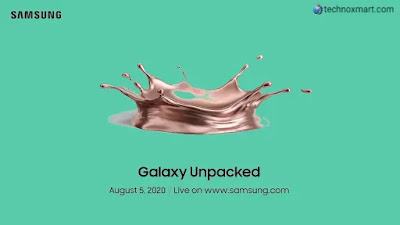 Samsung Is Said To Launch Five Gadgets At Galaxy Unpacked Event On August 5