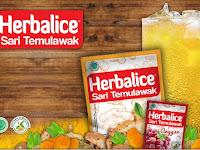 Herbalice, Produk Sari Temulawak dari Marimas untuk Cegah Virus Coovid-19