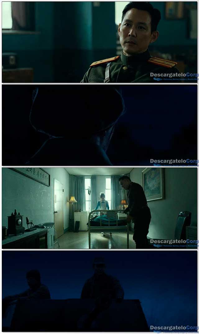 Operación Oculta (2016) HD 720p Español Latino