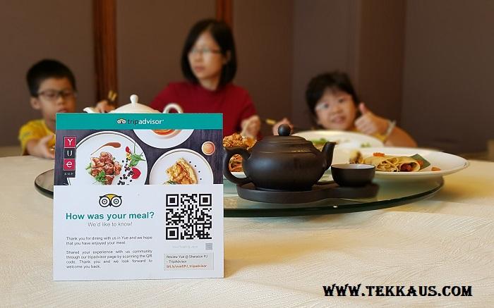 Yue at Sheraton Petaling Jaya-Award-Winning Chinese Restaurant