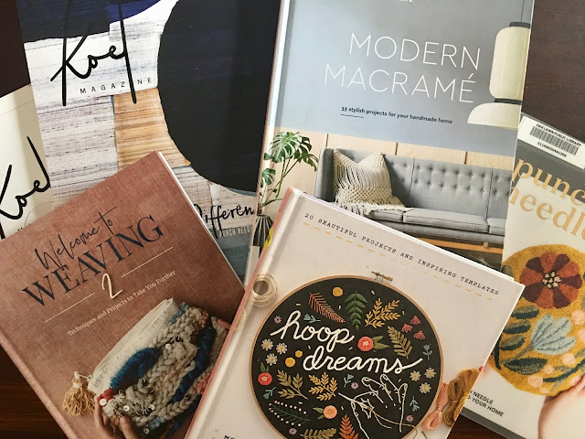 fiber art books