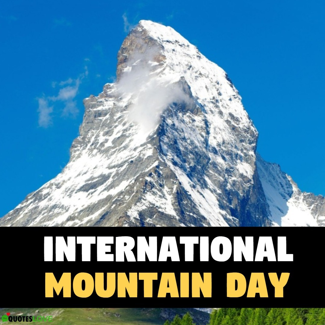 (Latest) International Mountain Day Images, Poster
