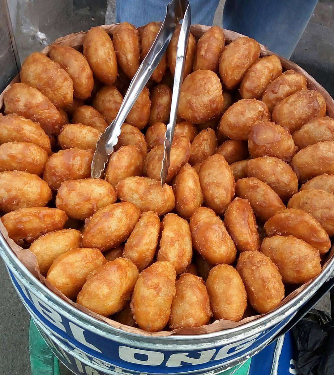 Kue Gemblong Masakan Dusun