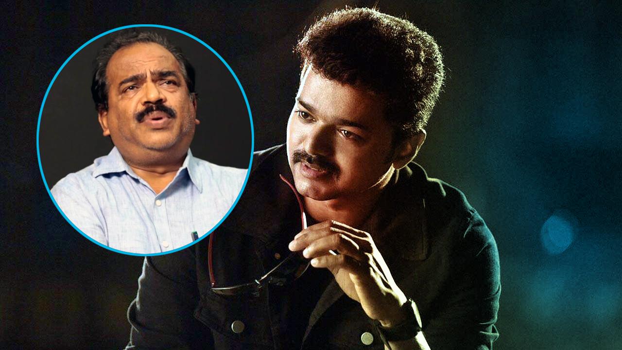 Thalapathy 63 Update : Nanjil Sampath Joins Thalapathy Vijay