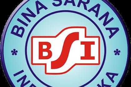 Pendaftaran Mahasiswa Baru (ASM BSI Bandung-Jawa Barat) 2021-2022