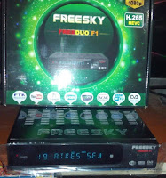 FREESKY THE ROCK HD GPRS, FREEDUO HD, FREEDUO + ​​PLUS HD, DUO X+, LA ROCA, FREEDUO F1, FREESKY TV ATUALIZAÇÃO - 111111