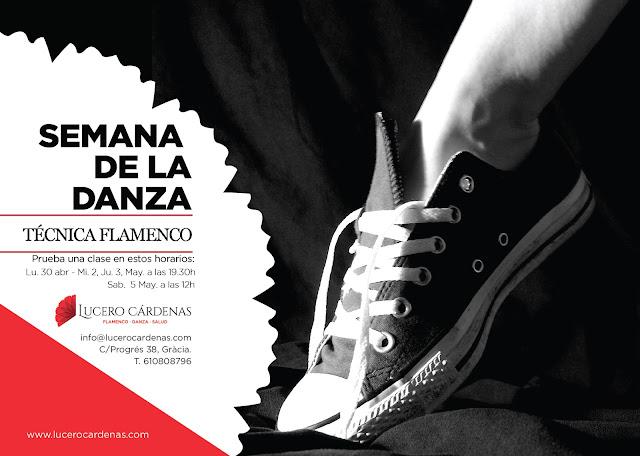 Flamenco Sevillanas escuela Barcelona