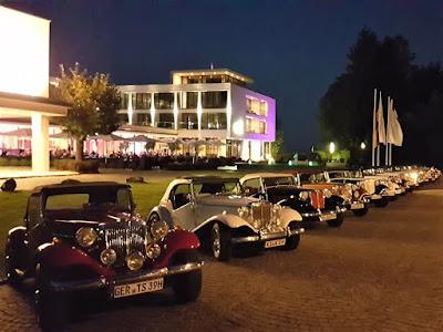 Os MPs chegam em Kassel no dia 17 de agosto, numa sexta-feira de noite.