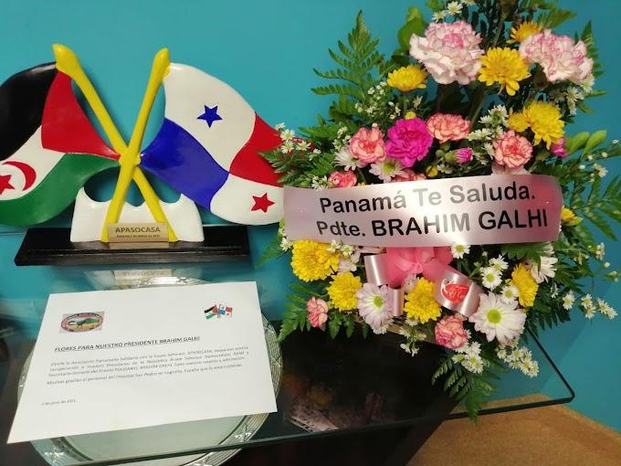 La sociedad civil panameña se involucra en el apoyo a Ghali y al pueblo saharaui.