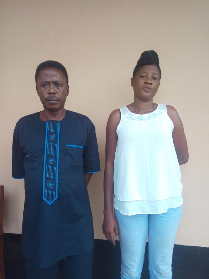 Female Scammer And Her Gang Member Build Hotel In Lagos After Duping Lady With Fake Dollar Trick