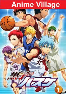 Kuroko's Basketball 1080p