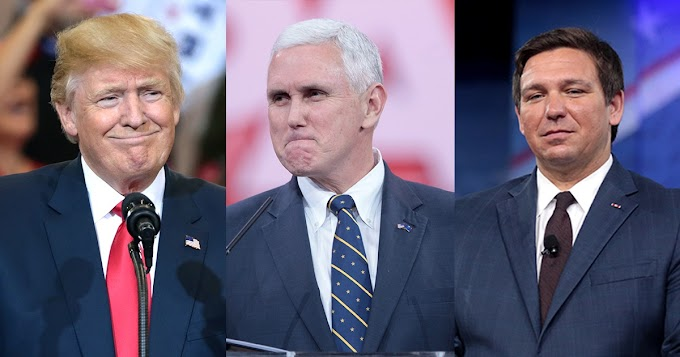 Trump Wins CPAC 2024 Straw Poll By 49 Points, DeSantis Second At 21%, Mike Pence Gets 0%