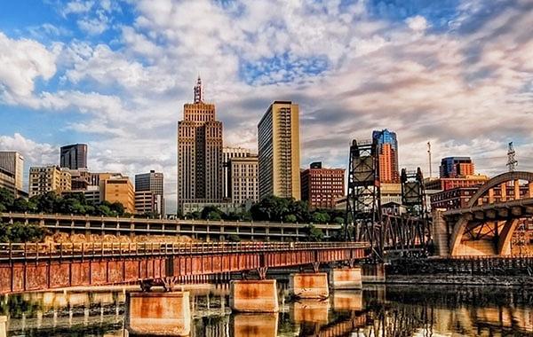 Minneapolis, St Paul, Buildings