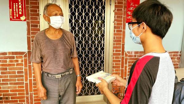 農村高齡者停聚不停食 水保局疫情間餐食不打烊