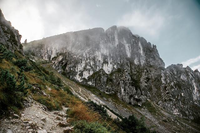 Ruhpolding  - Hörndlwand  Wandern Bayerische Alpen  Wanderung-Ruhpolding  Bergtour-Bayern  Wandern-im-Chiemgau 09