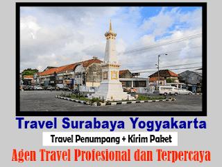 TRAVEL SURABAYA YOGYAKARTA