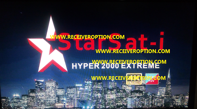 STARSAT-i HYPER 2000 EXTREME HD RECEIVER TEN SPORTS OK NEW SOFTWARE