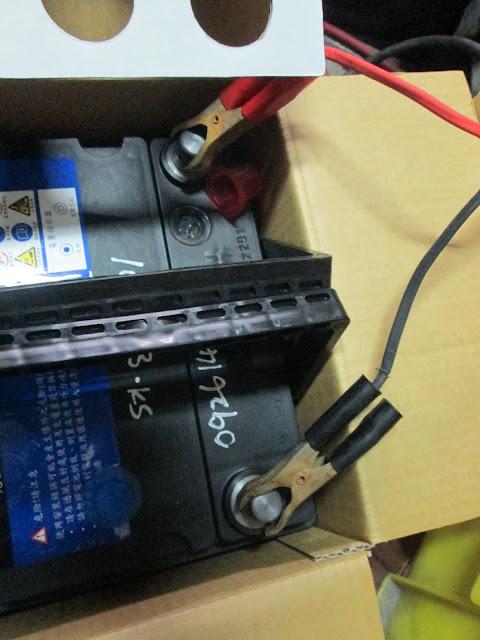 專業師父 20年經驗 負責安裝電池和維護電池,充電系統測試和維修。