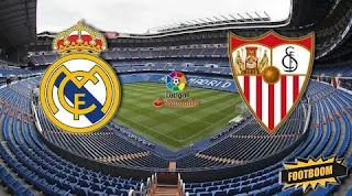 Реал Мадрид - Севилья смотреть онлайн бесплатно 18 января 2020 прямая трансляция в 18:00 МСК