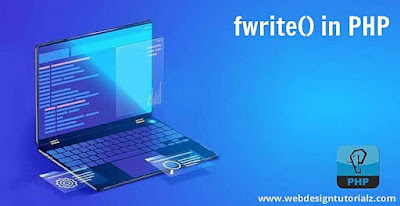PHP fwrite() Function