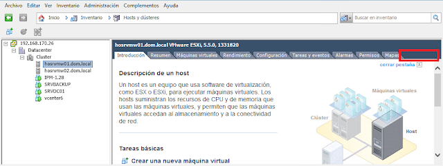 Update manager en vCenter Server Appliance 6.0