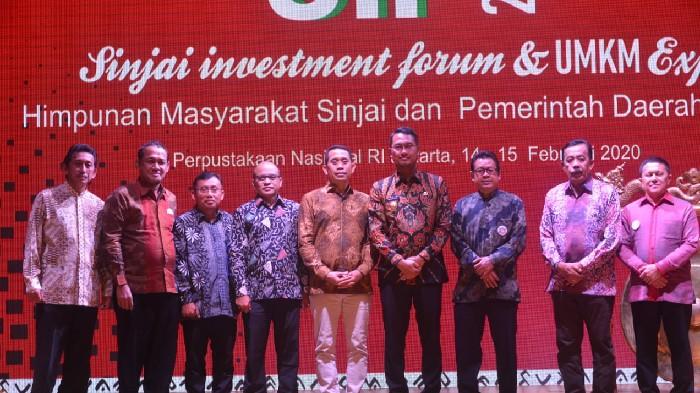Bupati ASA Bertemu Sejumlah Investor di Jakarta
