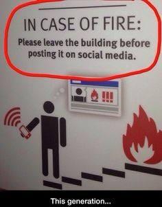 FIRE INFORMATION FOR SOCIAL MEDIA GENERATION