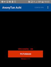 Cara Internet Gratus Di Android Dengan Anonytun