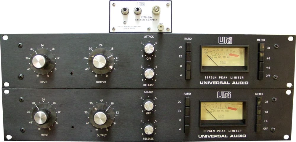 Gary Noble Show: The WA76 Discrete Compressor and the