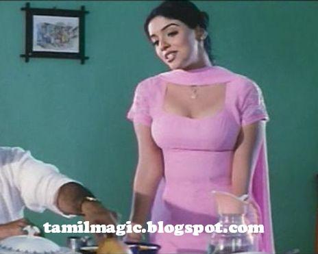 Tamil Actress Asin Boob Thigh Image Boob Press Pics