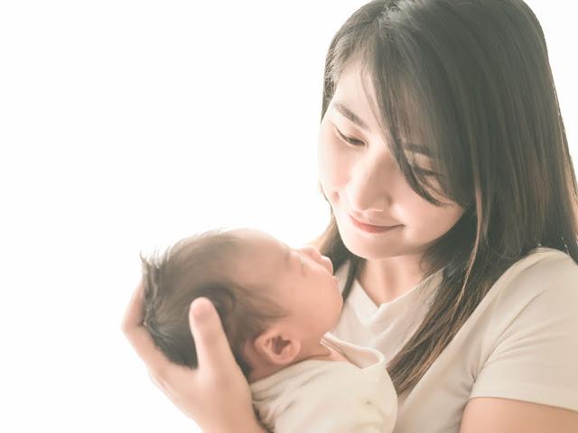 Học tập bí quyết các mẹ bầu xứ Kim để đẻ con đẹp như thiên thần