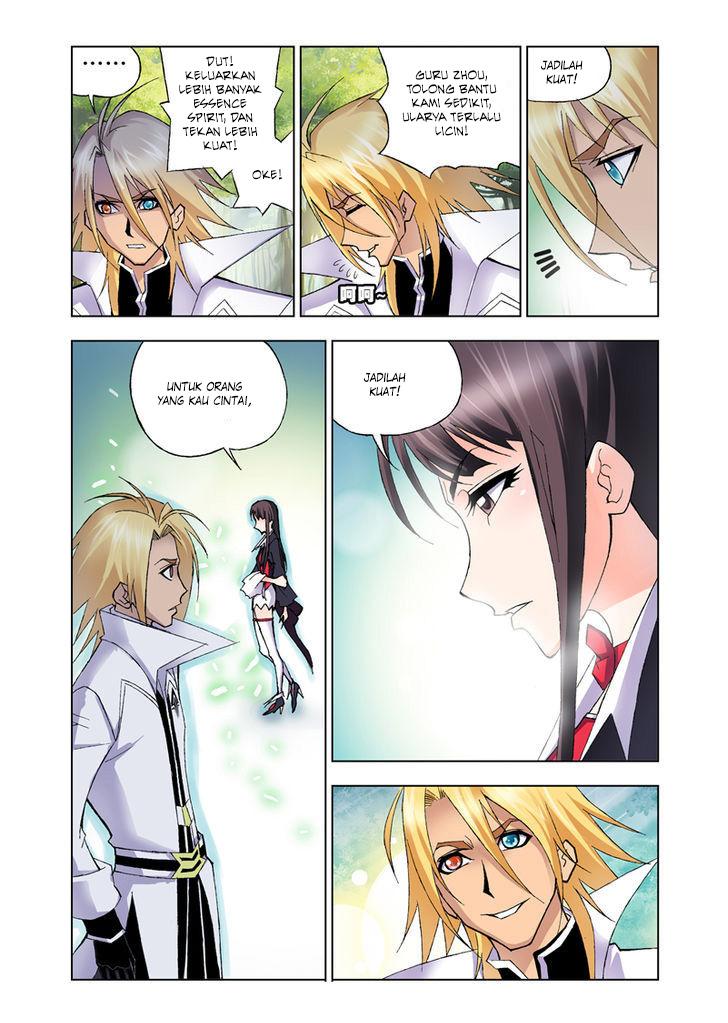 Baca Komik Manga Soul Land Chapter 22 Komik Station