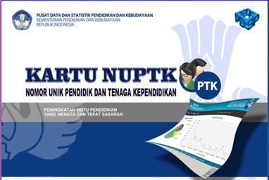 Aplikasi Cetak Kartu NUPTK/NISN/NRG Terbaru Tahun 2016