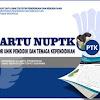 Aplikasi Cetak Kartu NUPTK/NISN/NRG Terbaru Tahun 2017
