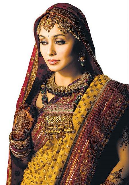 Saree World: Entertainment World: Rani Mukherjee In Saree